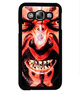 djipex DIGITAL PRINTED BACK COVER FOR SAMSUNG GALAXY J3