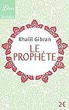 Le prophète - J'AI LU - 22/03/2017
