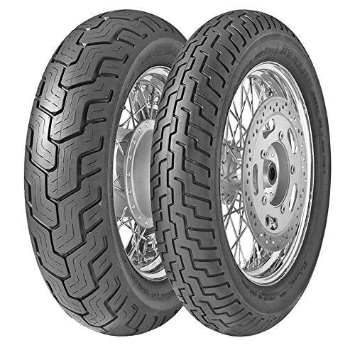 Dunlop D404-80/90 R21 48h - A/A/70 DB - Pneu de Moto