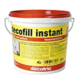 Decotric decofill instant für innen und außen