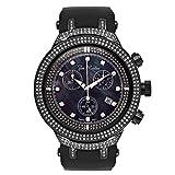 Joe Rodeo Diamond Men's Watch - MASTER black 2.2 ctw
