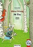 Ritter Winzig: Kinderbuch Deutsch-Englisch mit mehrsprachiger Audio-CD