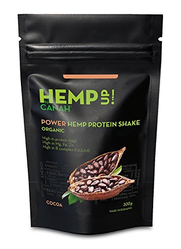 Hemp Protein Shakes by Canah (Cacao)