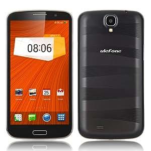 Digital Training™ 6.5 Pouces Ulefone U692 MTK6592 Octa Core 1.7GHz Smartphone HD écran (1280*720 pixels) Android 4.2 2GB/16GB OTG 13.0MP Caméra (Noir)