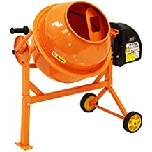 63L Portable Electric Cement Mixer