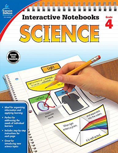 Science, Grade 4 (Interactive Notebooks) por Mary Corcoran