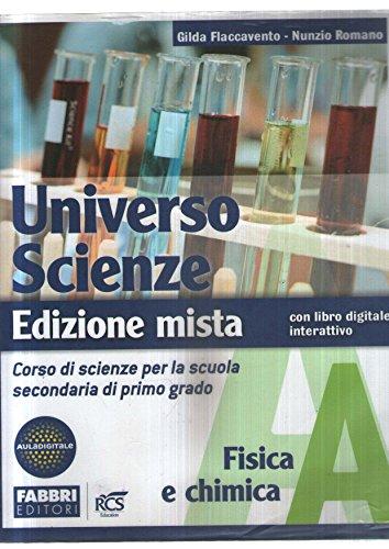 Universo Scienze vol. A+B+C+D x scuola secondaria primo grado