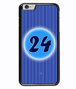 Fuson 2D Printed Numerology Designer back case cover for Apple iPhone 6S Plus - D4244