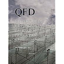 QFD Despliegue de la Función Calidad, Paso a Paso: El Desarrollo del Producto