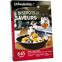 WONDERBOX - Coffret Cadeau - BISTROTS ET SAVEURS