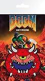 GB Eye Schlüsselanhänger - Doom Cacodemon