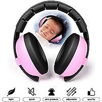 Teepao [2018 Verbesserte] Baby-Ohr-Schutz Noise Cancelling Headphones NRR 30dB Einstellbare & Soft & Sicherheit... preisvergleich bei billige-tabletten.eu