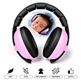 Bambini cuffie antirumore–Leegoal Baby cuffie con isolamento acustico, morbido e regolabile, baby orecchio protezione per concerti, fuochi d' artificio, Flight, Thunderstorm