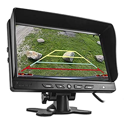 Carmedien-9-Quad-Monitor-CM-NMR9Q4-4-Fach-Split-Screen-Video-Display-LCD-LED-TFT-Bildschirm-12V-24-Volt-Auto