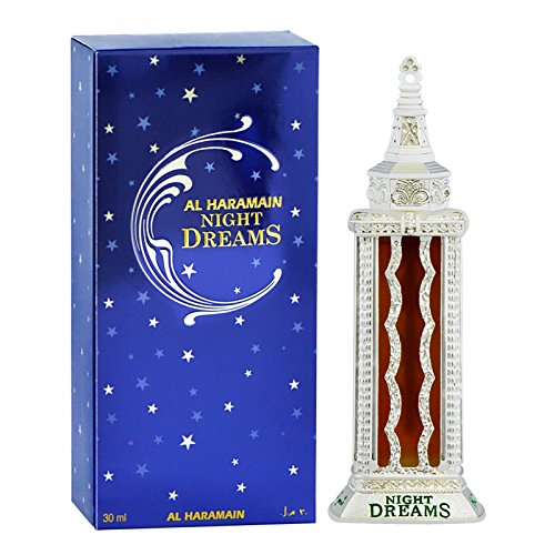 Nuit Dreams Argent 30 ml par AL Haramain