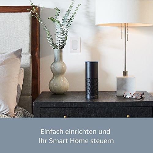 Wir stellen vor: Echo Plus - Mit integriertem Smart Home-Hub (weiß) - 3