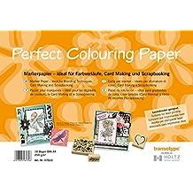 Perfect ColourinGPaper DIN A4, 10 Blatt