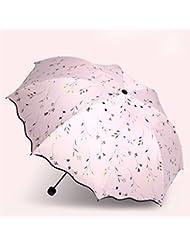 KPHY-nouveau passage parapluie, soixante - dix pour cent de parapluie, black colle parapluie, petit parapluie
