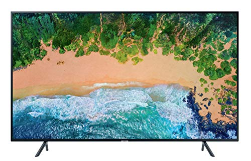 Samsung NU7189 101 cm (40 Zoll) LED Fernseher (Ultra HD, HDR, Triple Tuner, Smart TV) [Modelljahr 2019] -