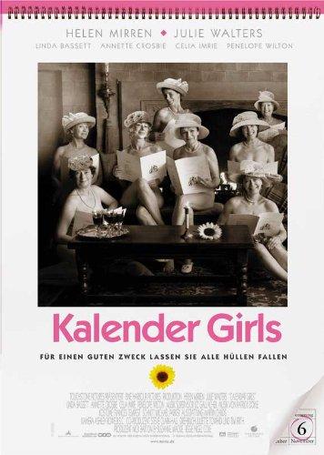 Bassett Plakat (Calendar Girls Plakat Movie Poster (27 x 40 Inches - 69cm x 102cm) (2003) German)