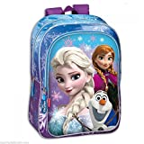 Mochila Frozen Disney Snow Dots Grande