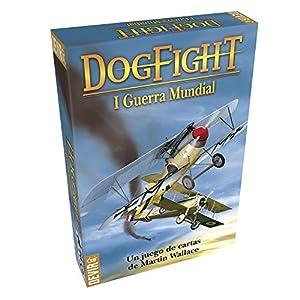 Devir-48030 Dog Fight, Juego de Mesa en Castellano. (221831)