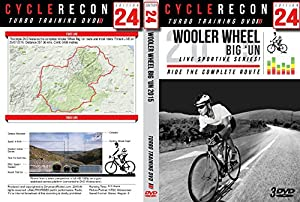 CR24: Wooler Wheel Big 'Un Sportive - Turbo Training DVD - Full Route