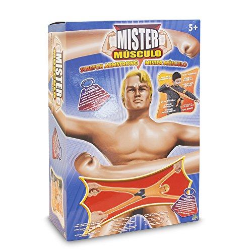 Stretch Armstrong Spielzeugfigur–Tre00–Das Original