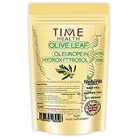 Olivenblatt Extrakt(60 Kapseln / 120 Kapseln) - Oleuropein 50% / Hydroxytyrosol 20% - GMP-Qualitätssicherung