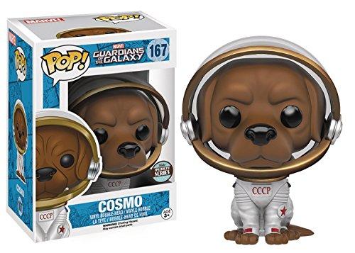 Figura Pop Guardianes de la Galaxia: Cosmo