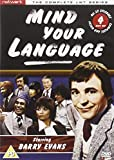 51o rifmPyL. SL160  - BEST BUY #1 Mind Your Language - Complete LWT Series [DVD] Reviews and price compare uk