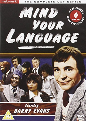 51o rifmPyL - BEST BUY #1 Mind Your Language - Complete LWT Series [DVD] Reviews and price compare uk