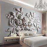 SHENCHI Art Decó 3D Fondo de pantalla Para el hogar Clásico Revestimiento de pared , Lienzo Material adhesiva requerida Mural , Revestimiento de , xxl