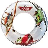 Intex - Planes flotador rueda hinchable, 61 cm (56208)