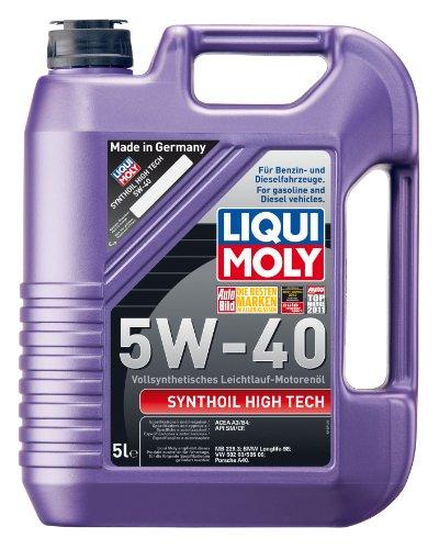liqui-moly-1307-synthoil-high-tech-5w-40-aceite-antifriccin-sinttico-para-motores-de-automviles-de-4