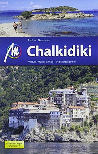 Chalkidiki Reiseführer Michael Müller Verlag: Individuell reisen mit vielen praktischen Tipps.