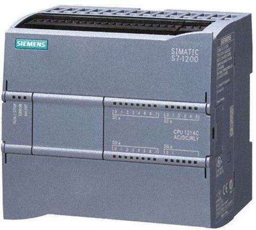 Siemens ST70–1200CPU 1214Kontakte DC/DC/DC E/14ED 24V Dauerstrom 10SD