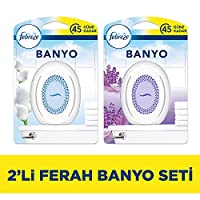 Febreze Hava Ferahlatıcı 300 ml Banyo Oda Kokusu Temiz Çarşaf Ferahlığı & Lavanta