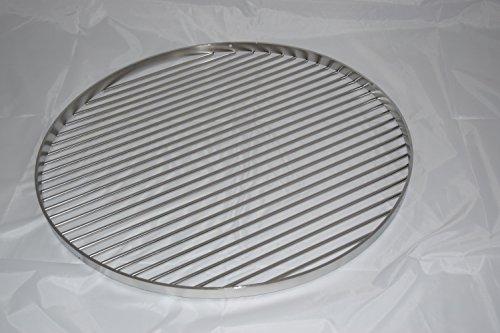 Grillrost für Schwenkgrill Edelstahl rund 60cm, 6mm Stäbe 60216