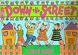 Down the Street by Lynda Barry (1988-09-01)