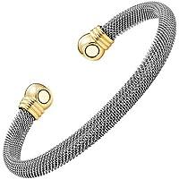 Magnetisches Kupferarmband mit Magneten - Silberner Maestro preisvergleich bei billige-tabletten.eu