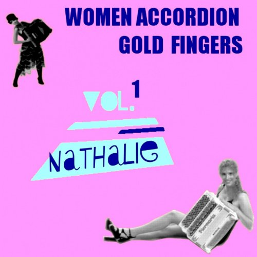 Women Accordion Gold Fingers, Vol.1 (French accordéon) -
