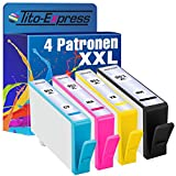 PlatinumSerie® 4X Patrone XXL Kompatibel für HP 903XL OfficeJet Pro 6950 6960 6968 6970 6975 6978