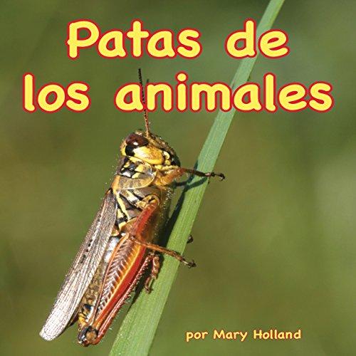 Patas de los animales (Animal Legs) - Mary Holland - Unabridged
