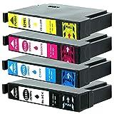 4Cartouches pour imprimante EPSON N ° 29N ° 29x l XL de rechange grande...