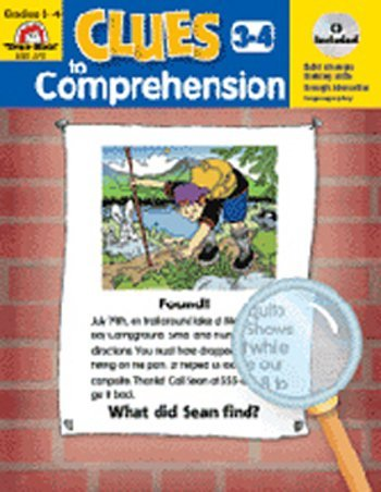 clues-to-comprehension-gr-3-4-by-evan-moor