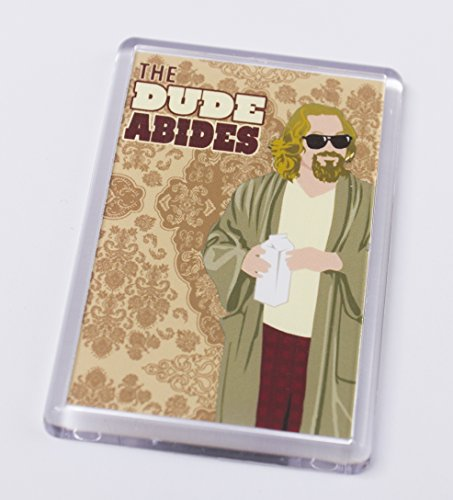 The Big Lebowski, The Fridge Magnet Dude Abides)