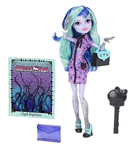 Mattel Monster High - Muñeca fashion Monster High (BJM62)