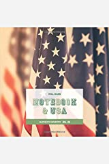 notebook & USA: I love my country (No. 28) Taschenbuch
