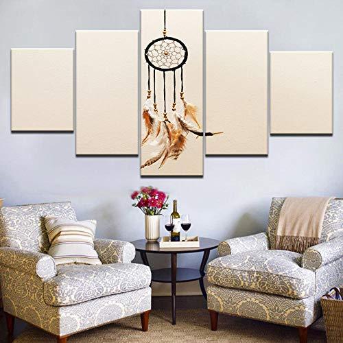 sanzx Nordic Schwarz Und Weiß Federn Windspiele Deer Einfache Moderne Dekoration Poster Bild Wandkunst Leinwanddruck Painting30 * 40 * 2 30 * 60 * 2 30 * 80 cm Rahmenlose